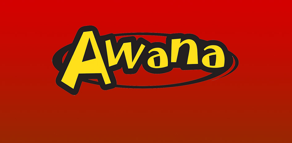 Awana is Wednesday nights at 6:30pm.